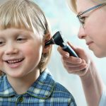 Auditory verbal training for children with severe to profound hearing loss