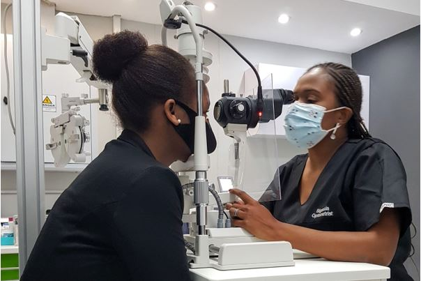 Prevalence of Refractive Error in Tembisa, South Africa.